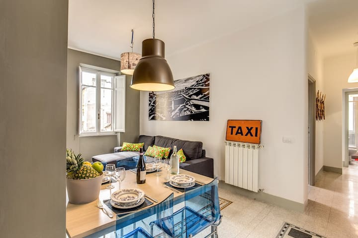 Monti-Coliseum 3 bedroom apartment