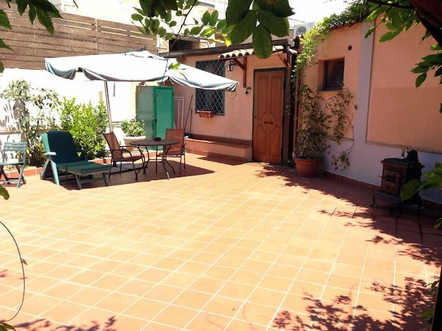 Casetta nel cuore dei Campi Flegrei, con giardino - Pozzuoli - Apartemen