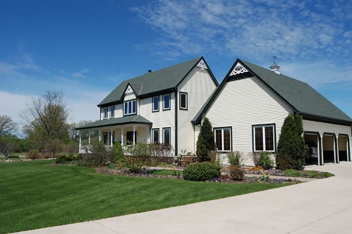 2017 US Open - Classic Bed and Breakfast - Waukesha - Casa