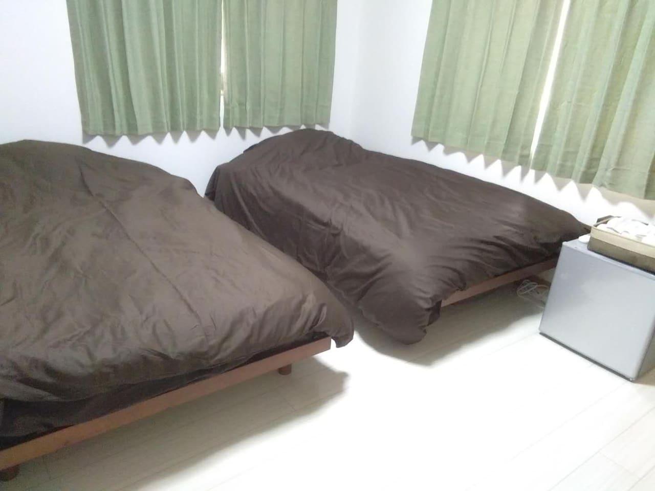 room寝室
