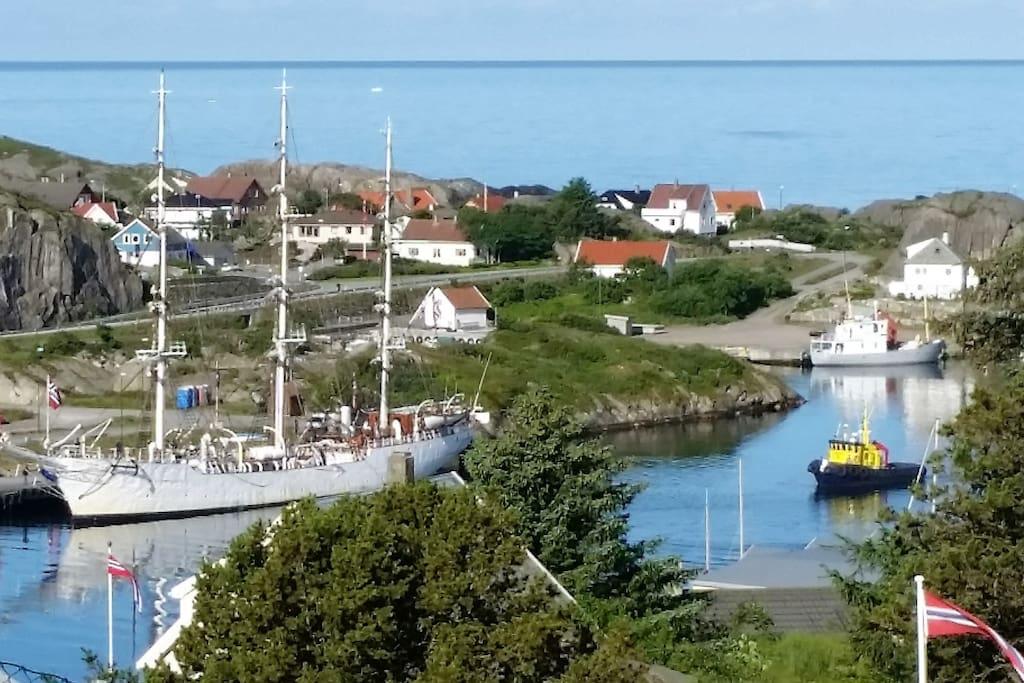 Sirevåg havn
