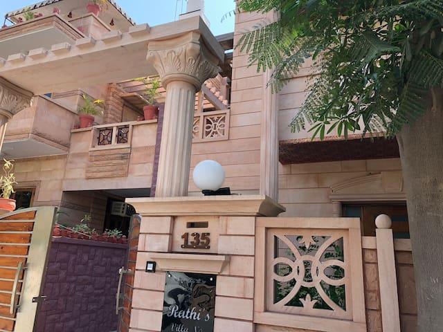Jodhpur Villa