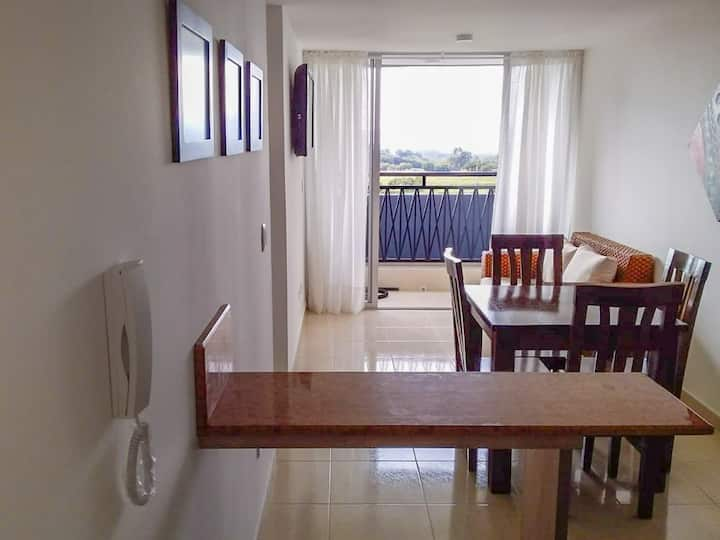 Vacation apartment New (6 people)