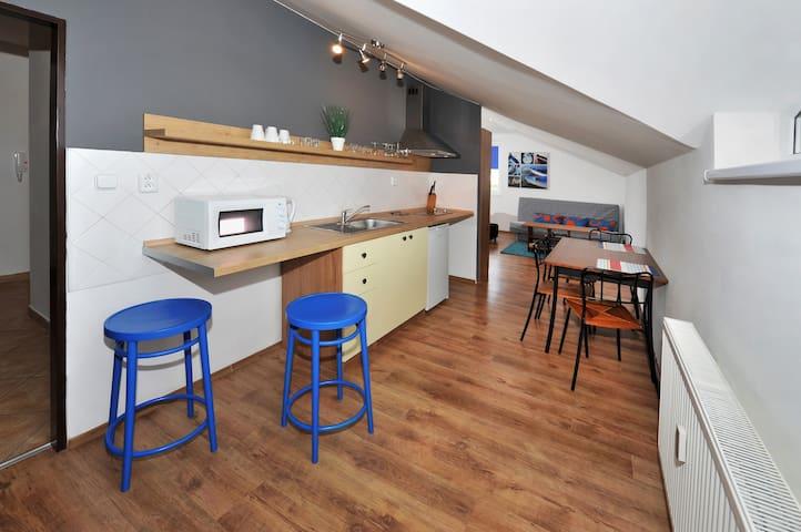 Studio Tatry Holiday 2+2 - Veľký Slavkov - Apartament