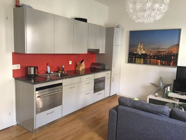Beautiful Flat in Basel City - Basel - Apartment