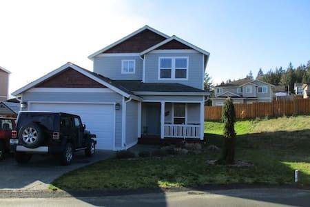 Vancouver Island, Casa Crofton - Crofton