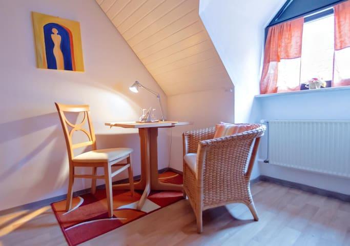 Hotel Kattenbeck (Allersberg), Einzelzimmer