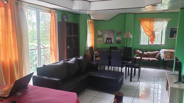 Tree House Staycation Room for 2-8 FREE WIFI