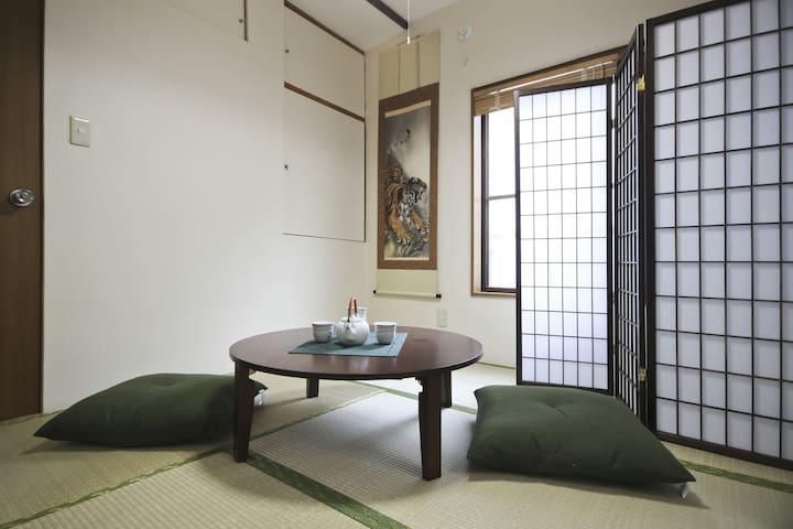 Shinjuku 4min good location big house in Yotsuya!! - Shinjuku-ku - Ev