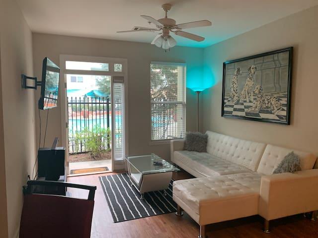 Luxury 2 bedroom Getaway in Buckhead / Atlanta