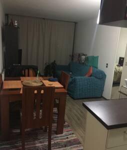 Dormitorio para una persona Pequeño acogedor - Lakás