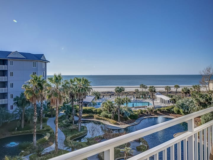 1404 Sea Crest ~ Just Steps from the Beach!