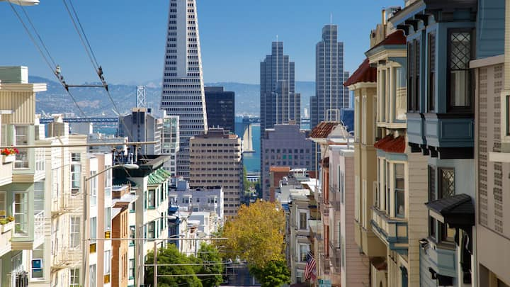 1-bedroom in the heart of San Francisco