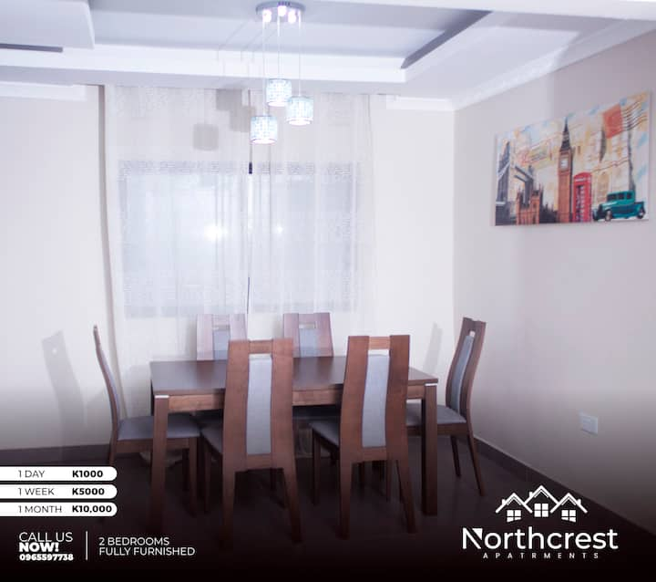 "Northcrest Apartments , Your ""Home away from home"""