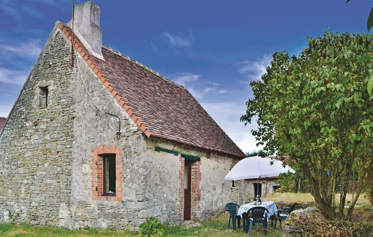 Holiday cottage with 1 bedroom on 57m² in Saint Martin Le Mault