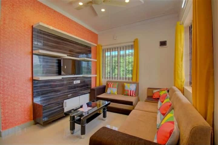 Kk holiday home 1bhk