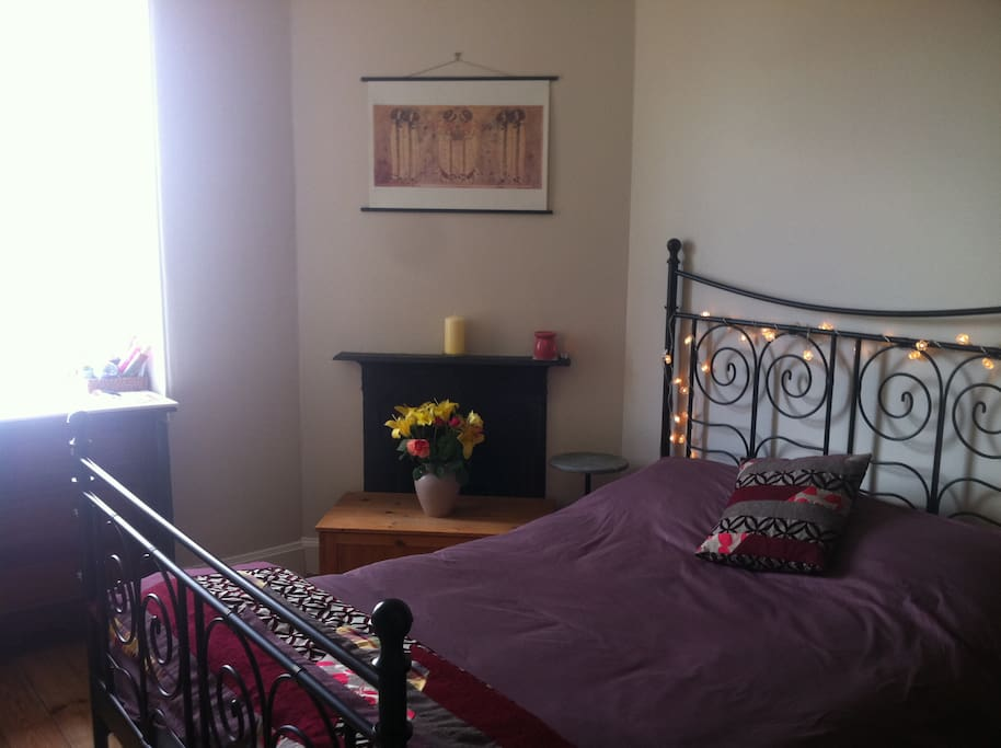 Bedroom 1 (brand new mattress, July 17)