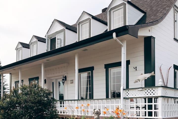 The Grand'Maison de Charlevoix, Cottage Rental