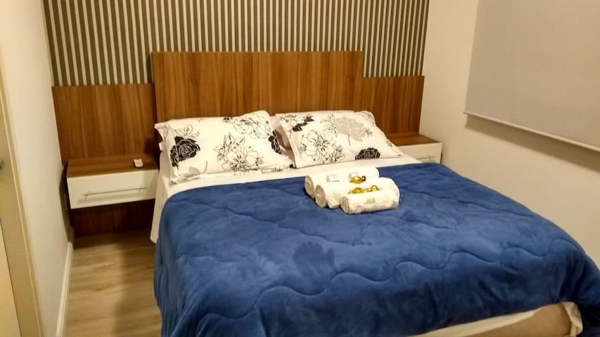 Conforto e Praticidade 2 dorm para Família