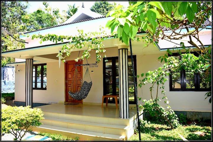 Nikhil Gardens- A 2BHK Varkala Homestay