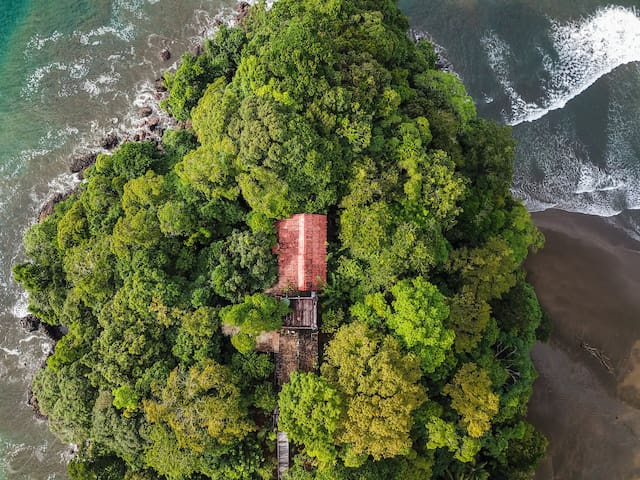 Double Room in Magical Private Island