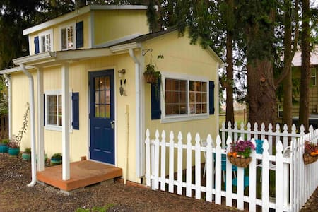 The Garden Cottage Tiny House
