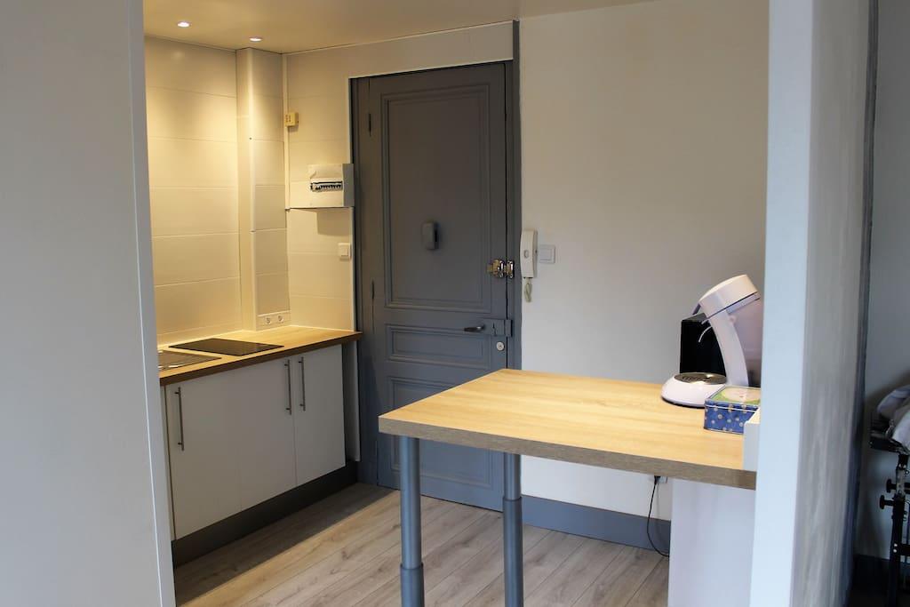 Studio meubl enti rement r nov appartements louer - Location appartement meuble saint etienne ...