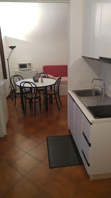 Salotto (living room)