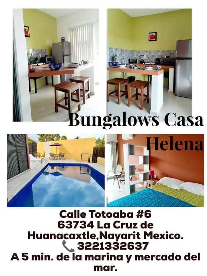 """Bungalows """"Casa Helena"""", tranquilidad y comfort. 2"""
