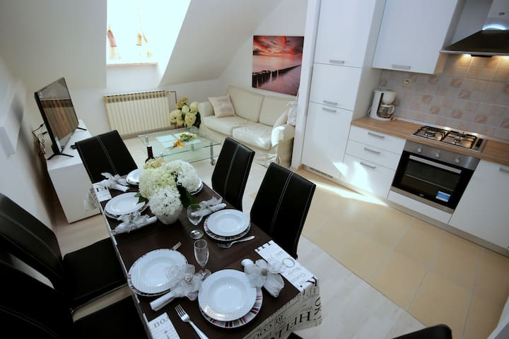 Apartman Dada Zagreb