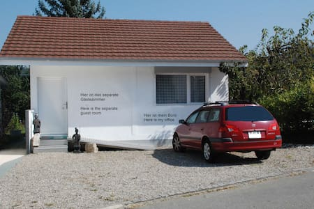 Gemütl. Gästezimmer mit Dusche/WC in Veltheim AG - Veltheim