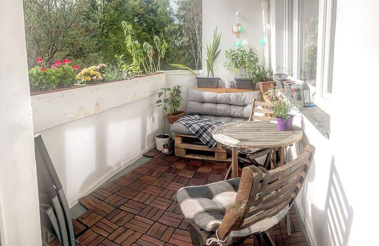 Gemütliches Zimmer in netter und ruhiger Wohnung