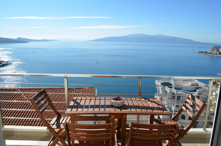 Two Bedroom Apartment With Wonderful  View - 004
