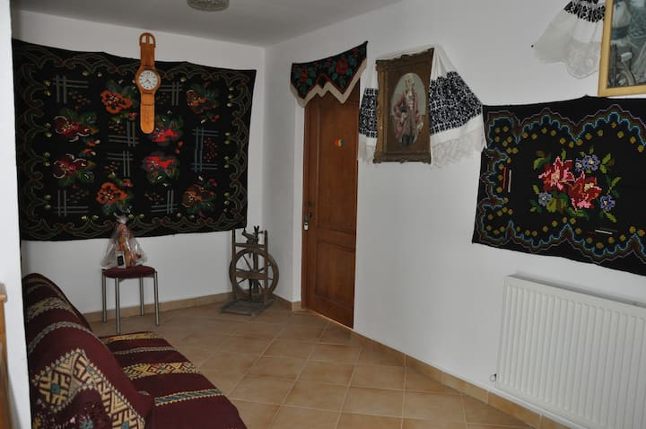Story in Transilvania-triple room#c6