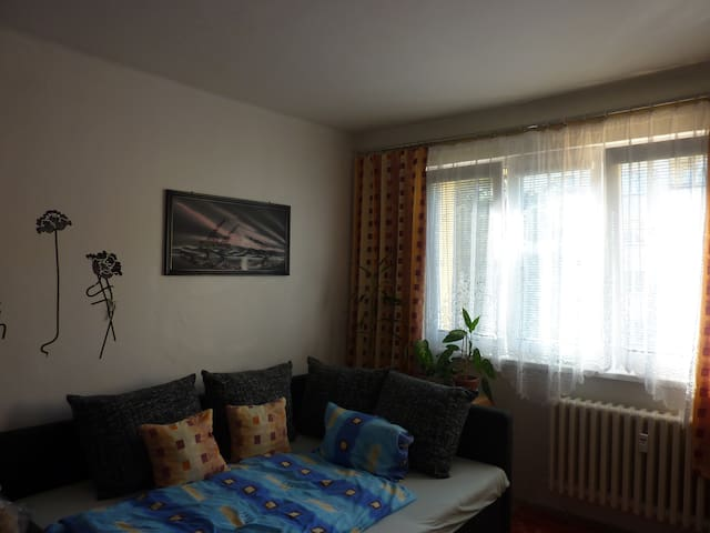 1 room close to city and forest - Karviná - Квартира