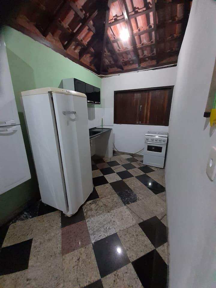 Pousada Brodwai quartos com banheiro privado TV