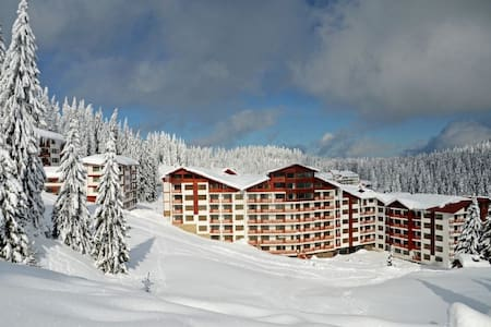 Супер уютный семейный апартамент - Pamporovo resort