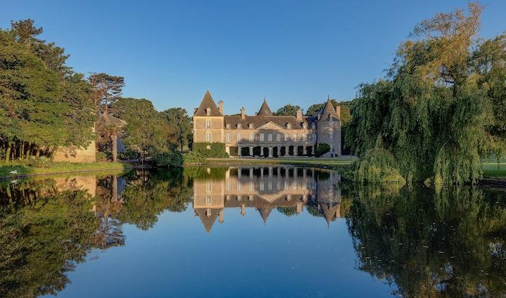 Chateau de Tocqueville, patrimoine à partager