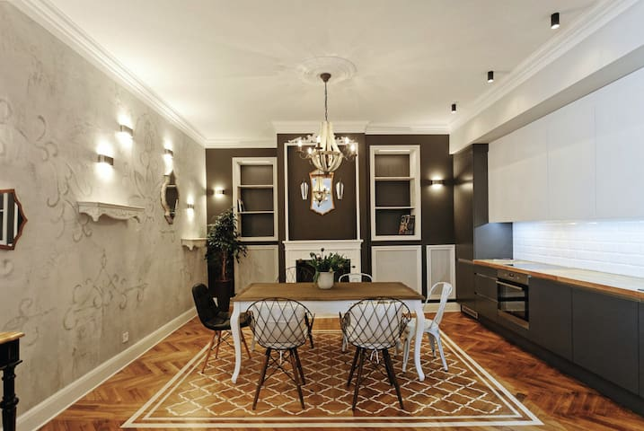 Cozy appartement d'une chambre à Charleroi - Charleroi - Byt