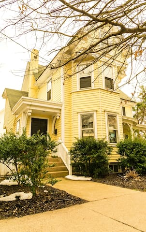 Charming Victorian  in the heart of New Hope
