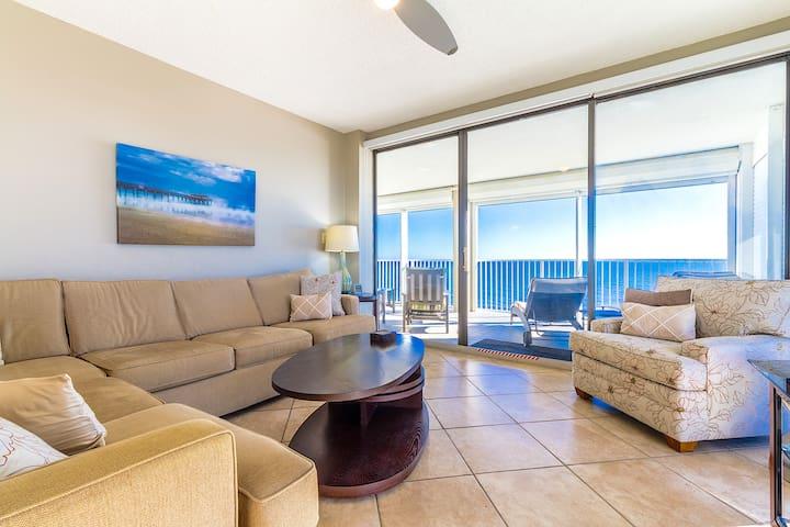 Luxury Beach Front Corner Unit with Stunning Views - Orange Beach - Appartement en résidence
