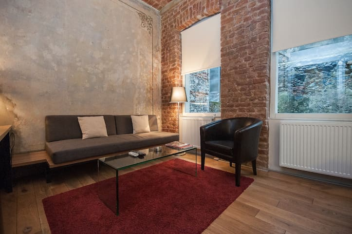 Short & Long Term Spaces in Galata - Estambul - Loft