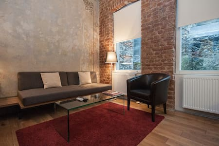 Short & Long Term Spaces in Galata - Istanbul - Loft