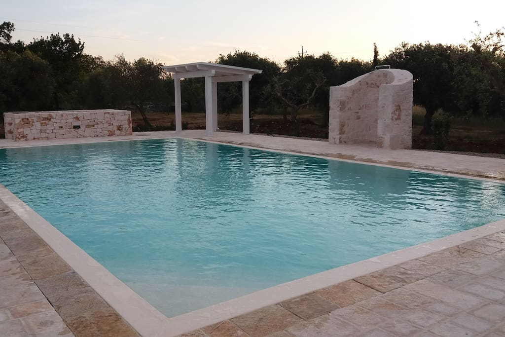 La Vostra piscina Privata