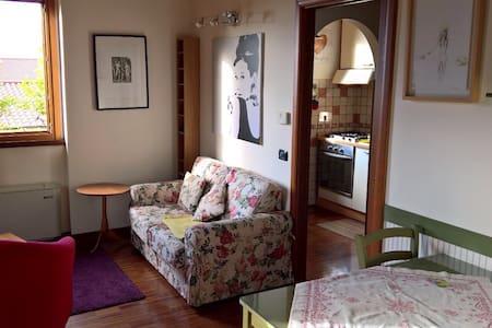 GROTTAFERRATA centro Appartamento - Grottaferrata - Flat