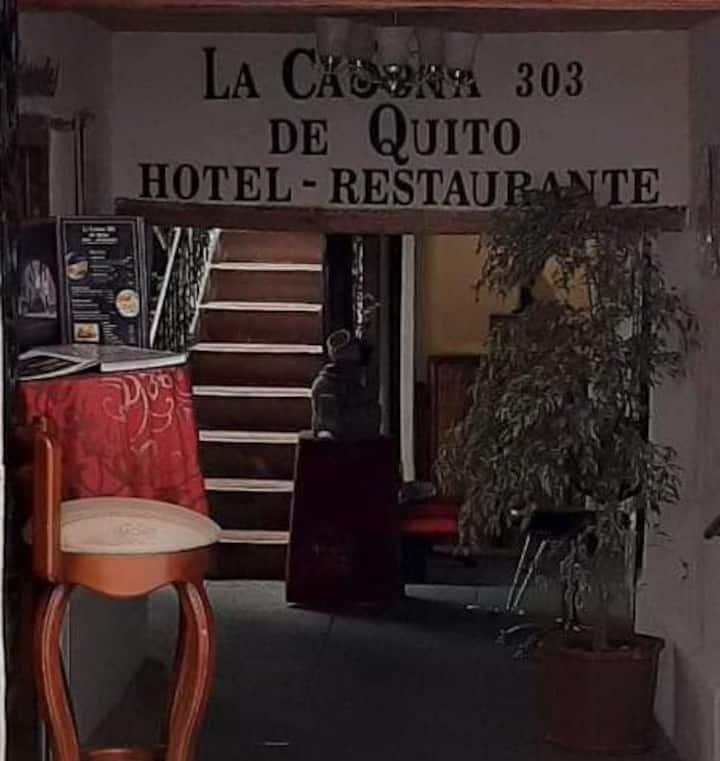 La Casona te recibe en el mejor lugar de Quito