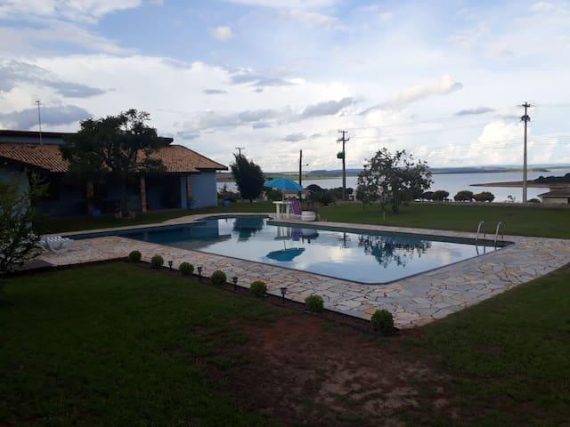 Casa na Riviera de Sta Cristina XIII com Piscina