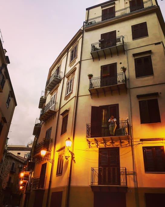 Palazzo Vistacapo