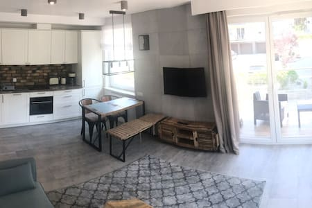 Apartament Leśne Tarasy, Wolności 35c/3 Dziwnówek