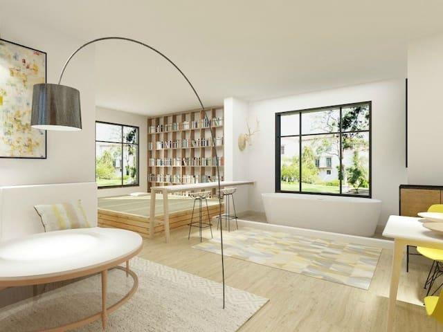 下沙大学城北,奥特莱斯广场周边,两室一厅,便宜舒适,为生活而存在的房源。